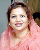 Mrs. Bhagyashree H. Patil